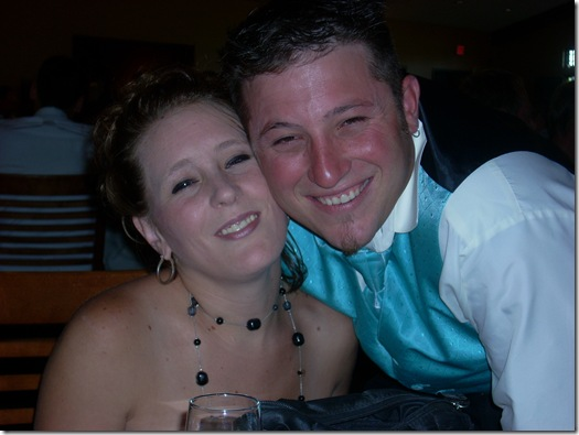 Heide Storbeck and fiance, Kaleb Haas.